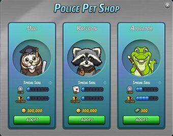 bet pets on criminal case