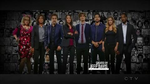 Criminal Minds - Season 12 (Opening Credits) Version 3