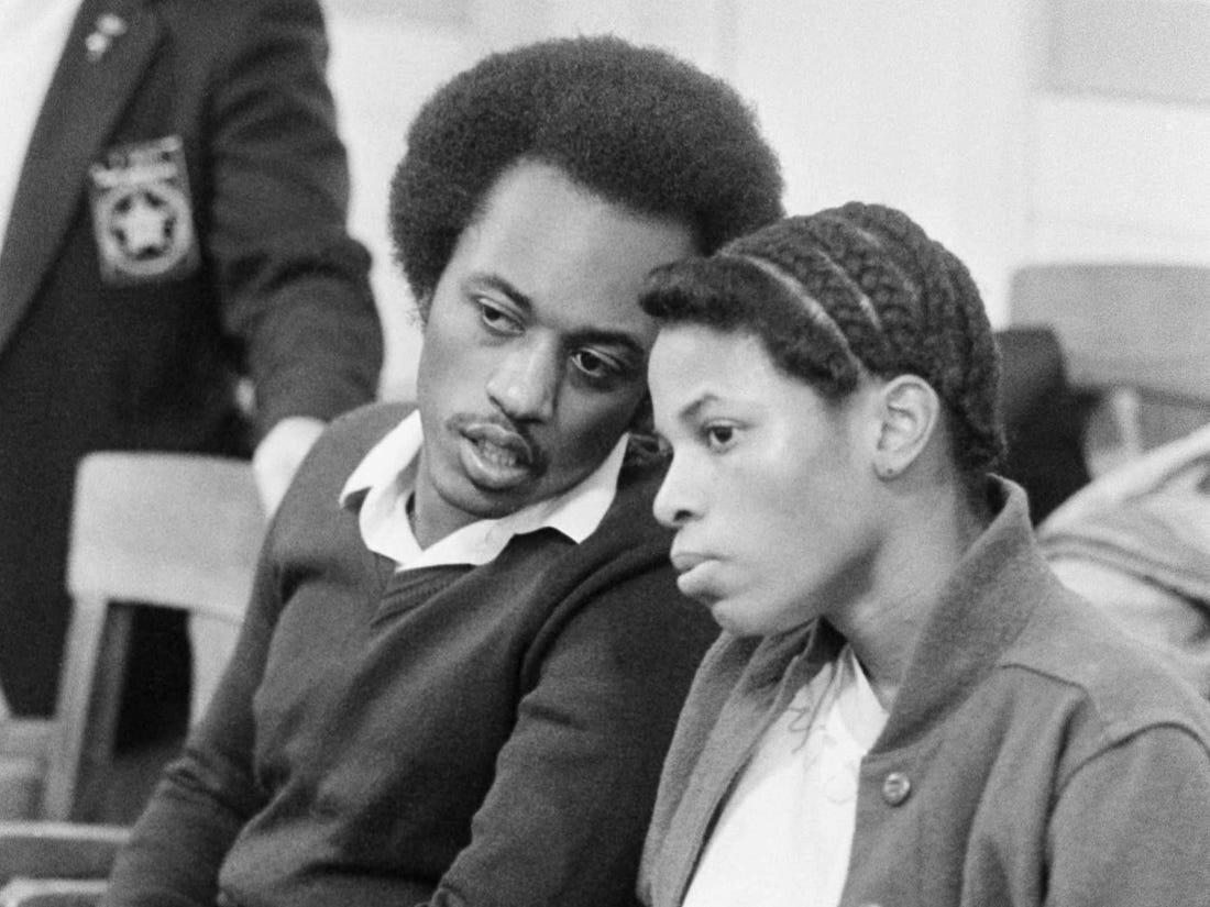 Alton Coleman and Debra Brown