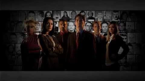 Criminal Minds - Season 3 Intro - Version 2