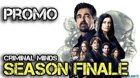 Criminal Minds 13x21 13x22 Promo