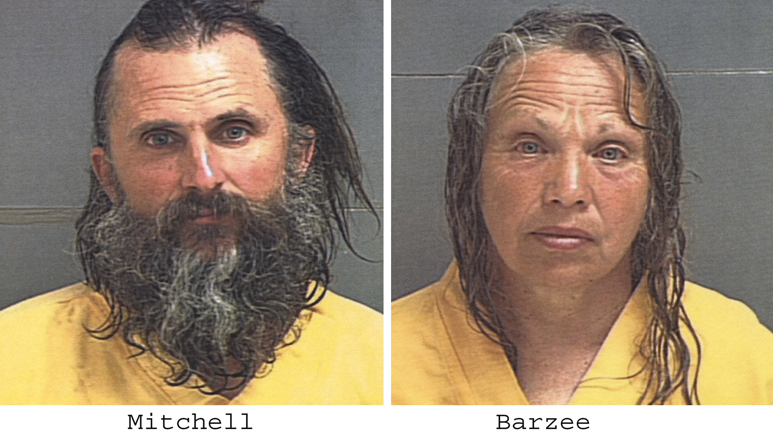 Brian Mitchell and Wanda Barzee