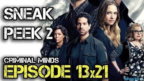 "Criminal Minds 13x21 Sneak Peek 2 ""Mixed Signals"""