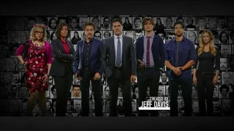 Criminal Minds - Season 12 (Opening Credits)