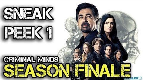 "Criminal Minds 13x22 Sneak Peek 2 ""Believer"""