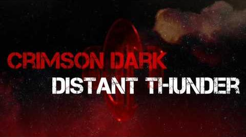 Crimson Dark Distant Thunder