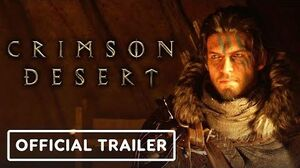 Crimson Desert - Official Gameplay Reveal Trailer Game Awards 2020