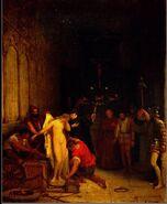 Victor Manzano - cena da Inquisição