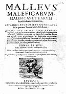 Malleus 1669