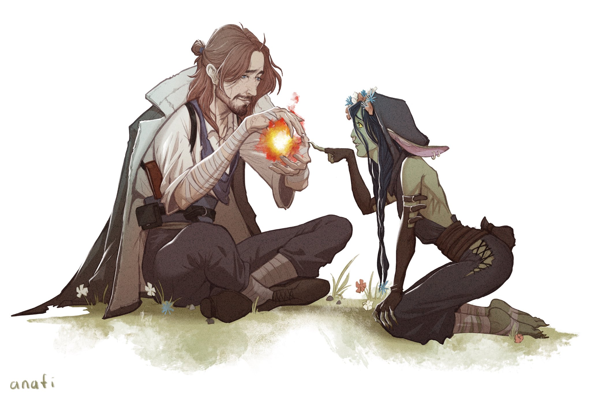 Nott Critical Role Wiki Fandom I search the web to find the best critical role fan art and show it to all of the fantasy lovers around. nott critical role wiki fandom