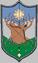 Grey Hunt Crest, 6th star.png