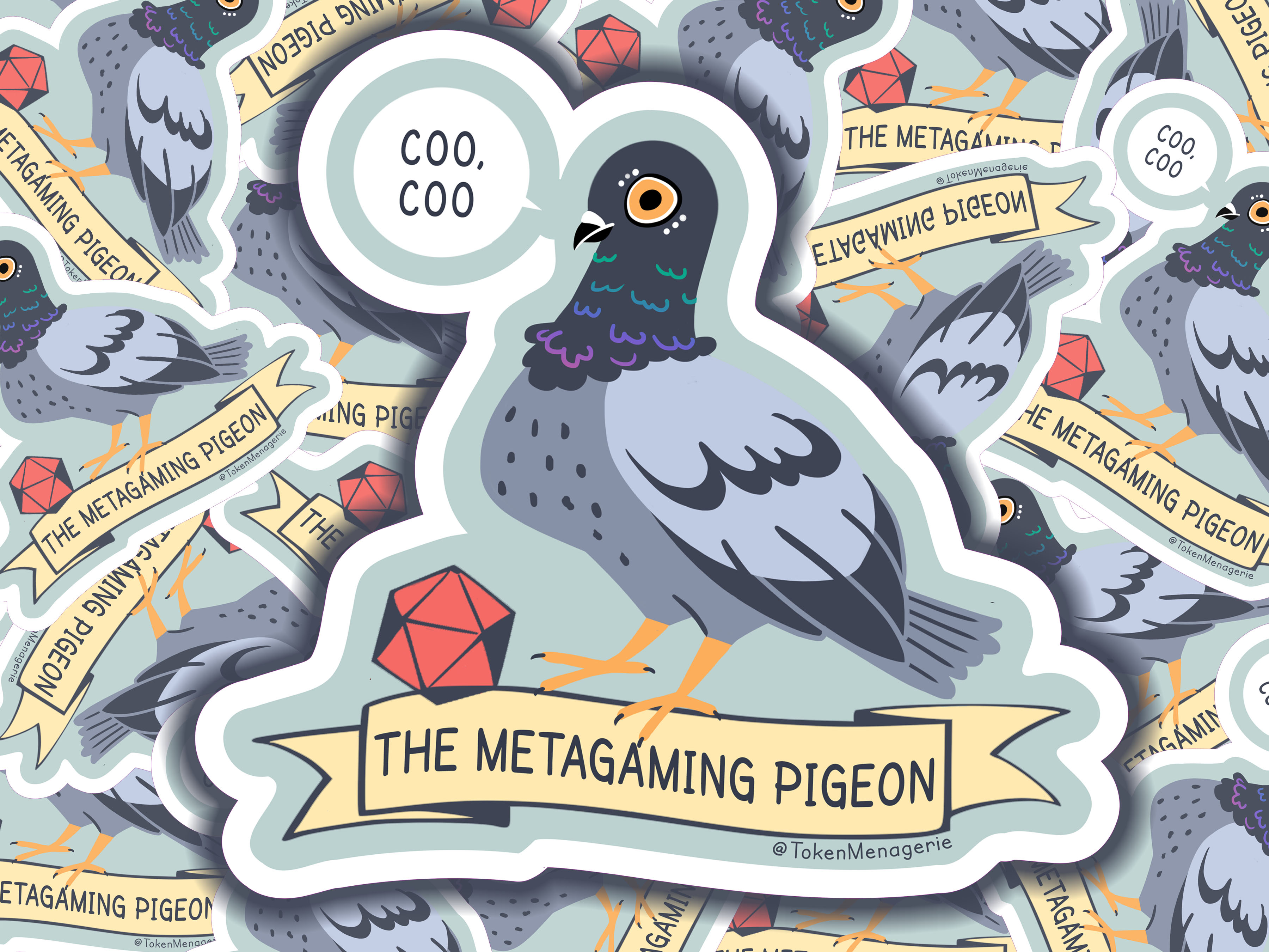 The Metagaming Pigeon