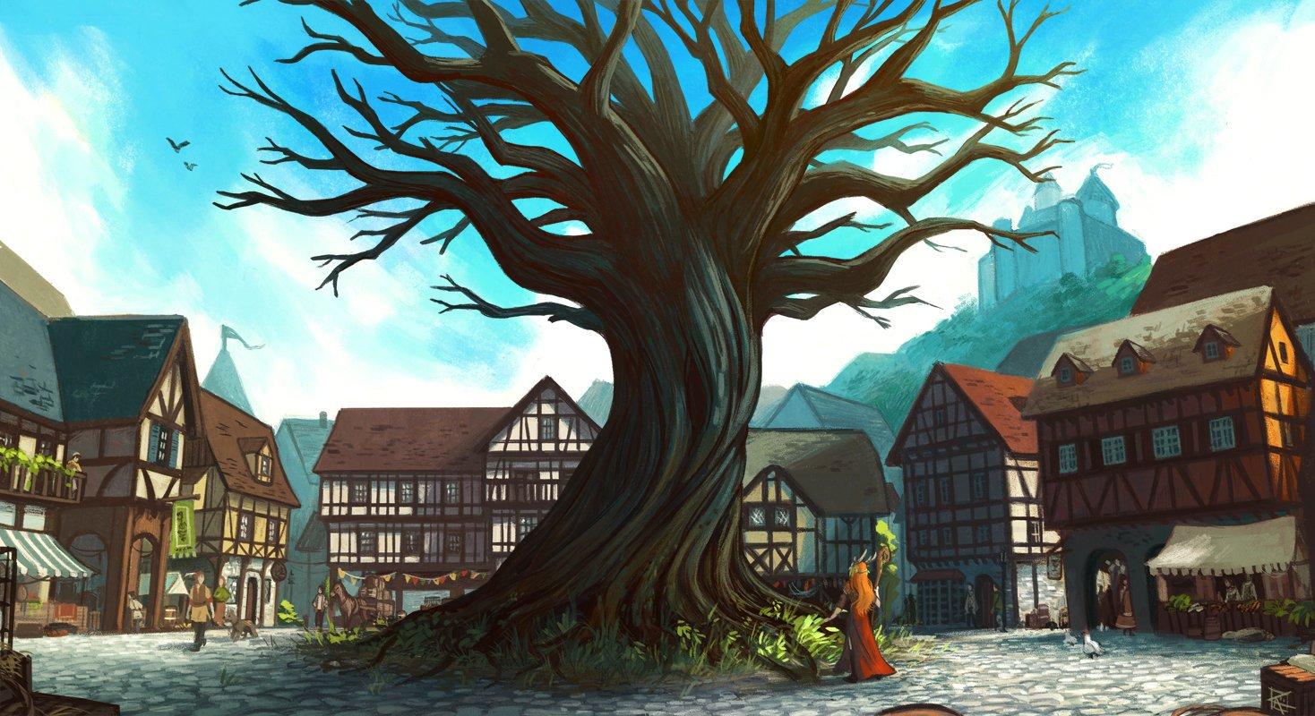 Sun Tree (character)
