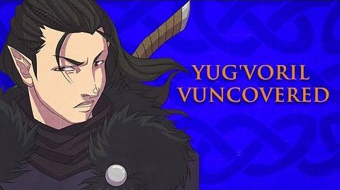 Critical Role RPG Show Episode 9 Yug'voril Uncovered