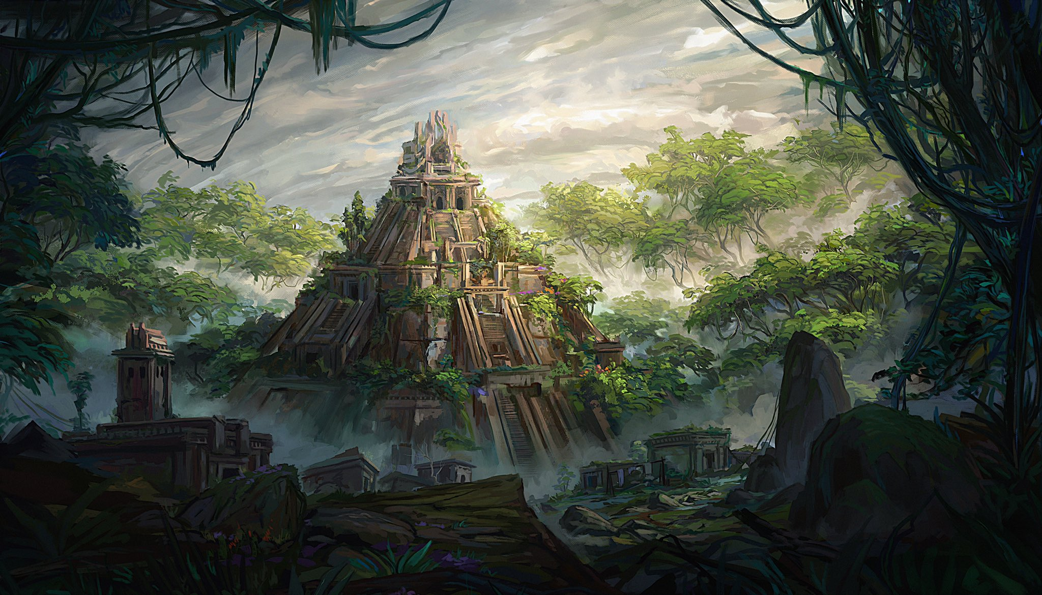 Temple of the False Serpent (temple)