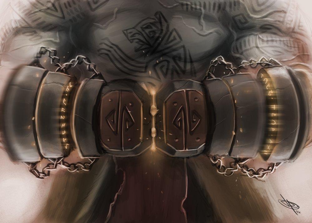 Titanstone Knuckles