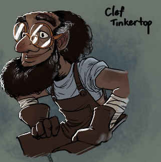 Cleff Tinkertop