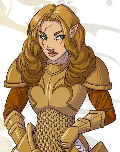Lady Kima of Vord