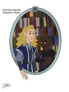 Zeenoth and Dairon - Kileigh Gallagher
