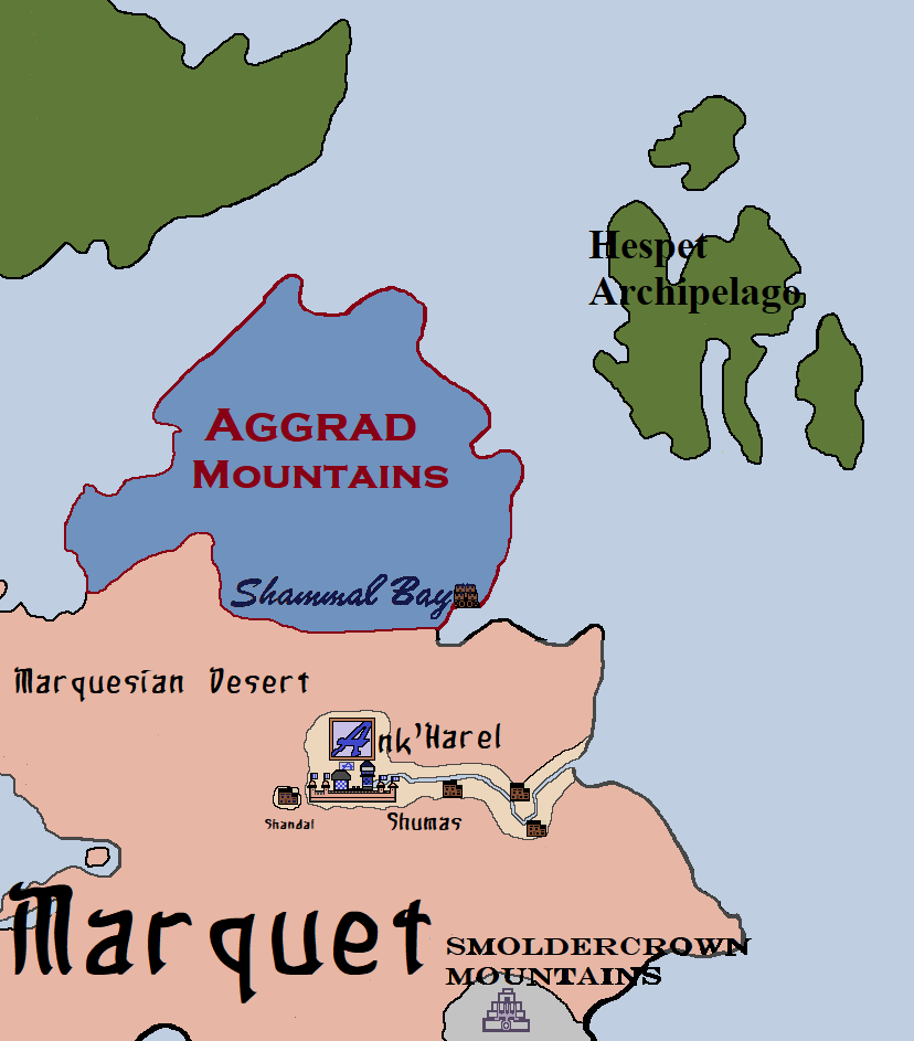 Aggrad Mountains
