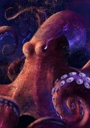 Octopus oil
