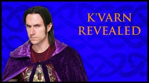 Critical Role RPG Show Episode 10 K'Varn Revealed