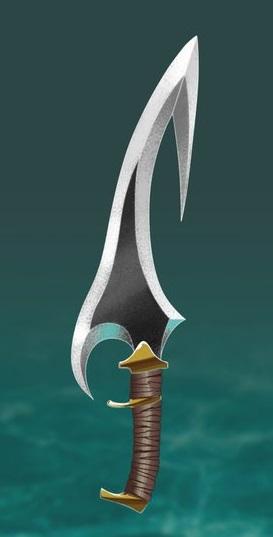 Core Cut Dagger