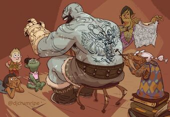 Grog Strongjaw Critical Role Wiki Fandom I was told that it was illegal to not open the door to police under any circumstance and that if i did not open the door they. grog strongjaw critical role wiki