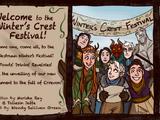 Critical Role: Winter's Crest Festival (comic)