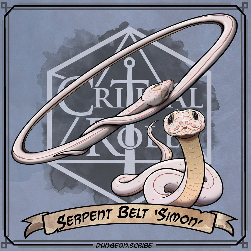 Serpent Belt