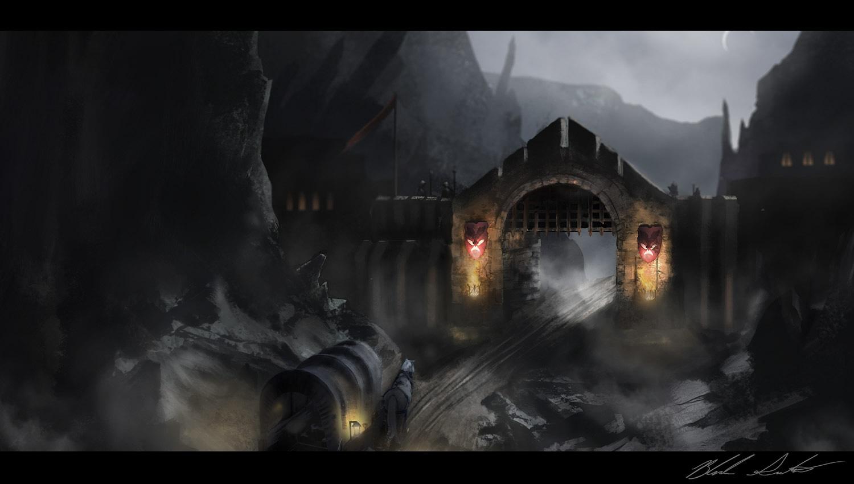Wuyun Gates