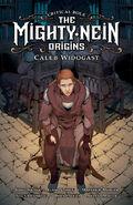Mighty Nein Origins Caleb cover
