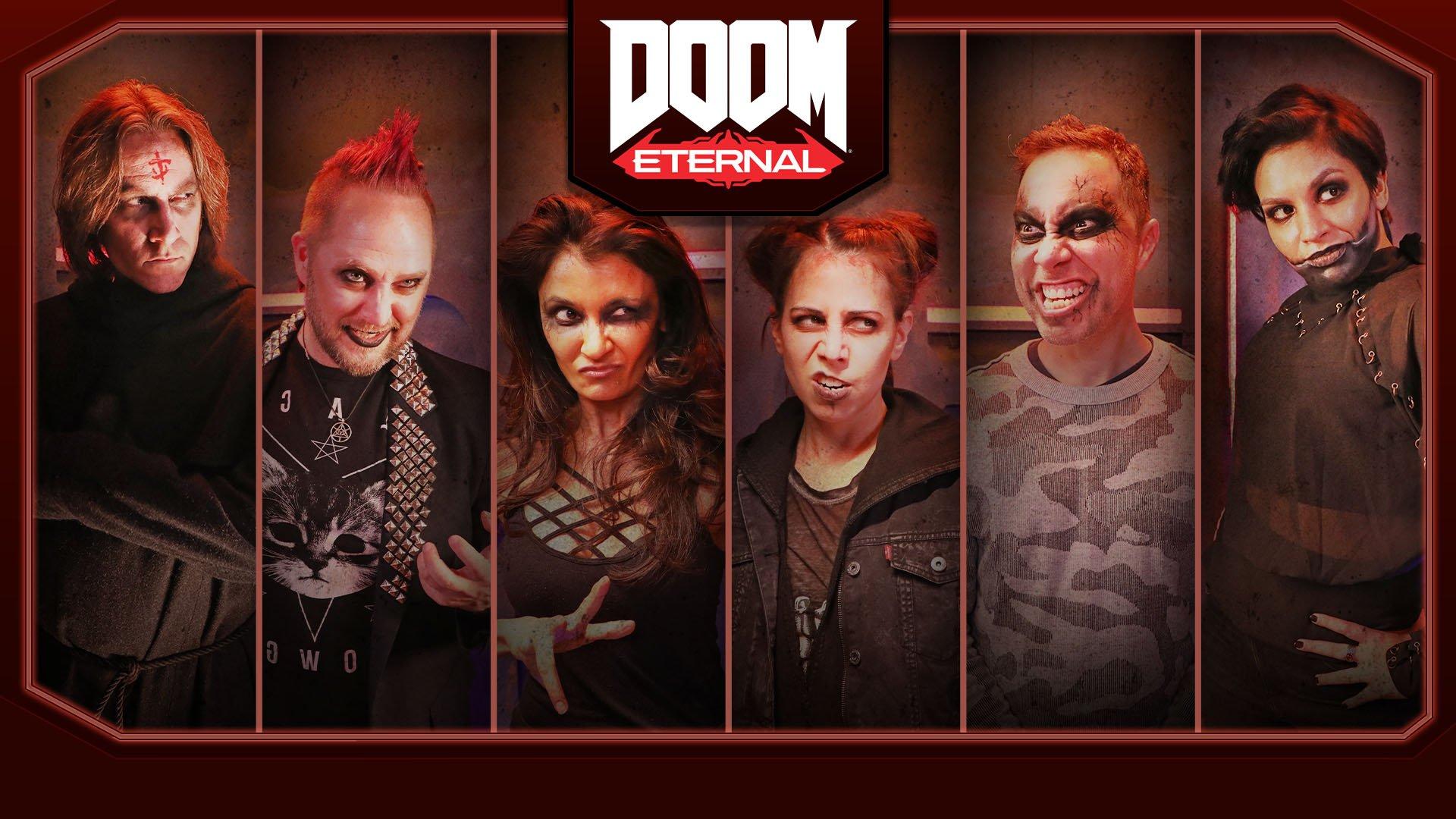 Doom Eternal One-Shot