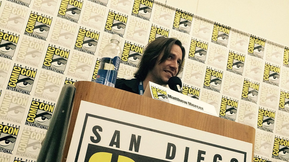 Critical Role Answers Your Questions at SDCC!