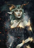 Evil Fearne - Clara