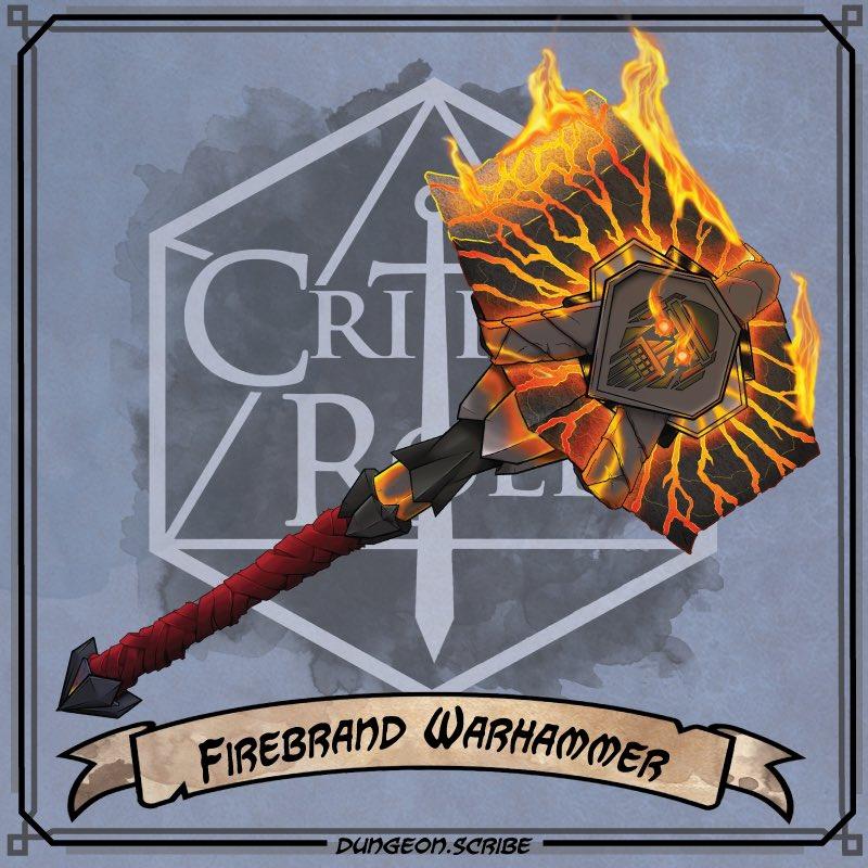 Firebrand Warhammer