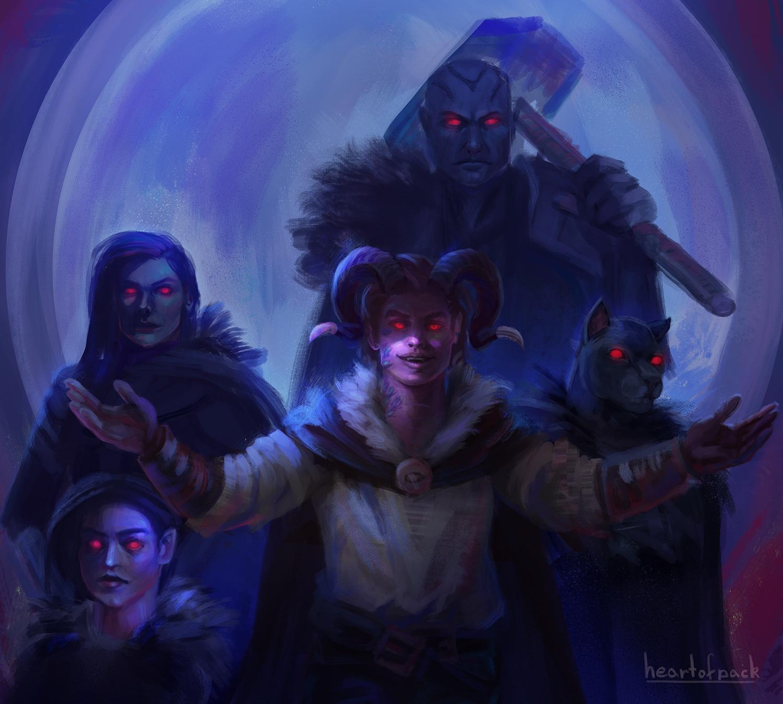 Tombtakers