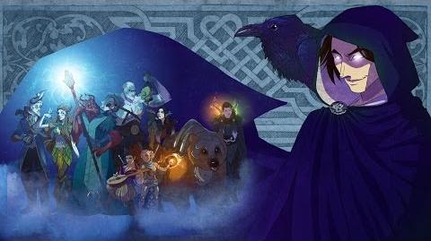 Critical Role RPG Show Episode 1 Arrival at Kraghammer