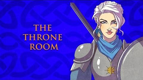Critical Role RPG Show Episode 7 The Throne Room