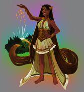 Avandra, the Changebringer - Christian Thor Lally