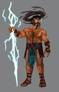 Kord, the Stormlord - Christian Thor Lally