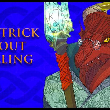 The Trick About Falling Critical Role Wiki Fandom He also played quaalude methaqualone in critical trolls for extra life (sx02). the trick about falling critical role