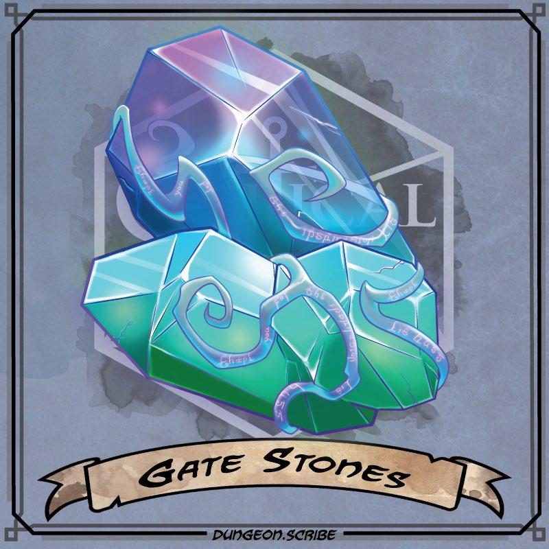 Gate Stone