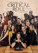 The World of Critical Role official ebook cover