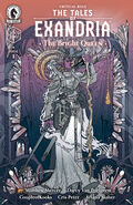 The Tales of Exandria The Bright Queen cover