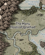 The Many Hosts of Igrathad
