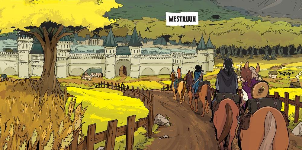 Westruun