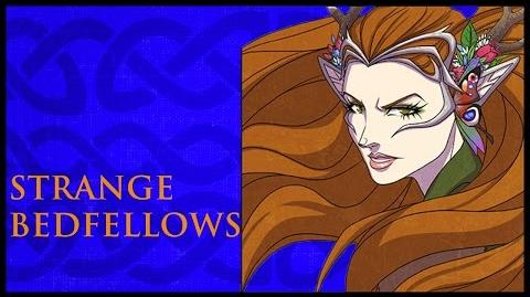 Critical Role RPG Show Episode 3 Strange Bedfellows