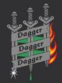 Episode-47-Dagger-Dagger-Dagger-T-Shirt-Design
