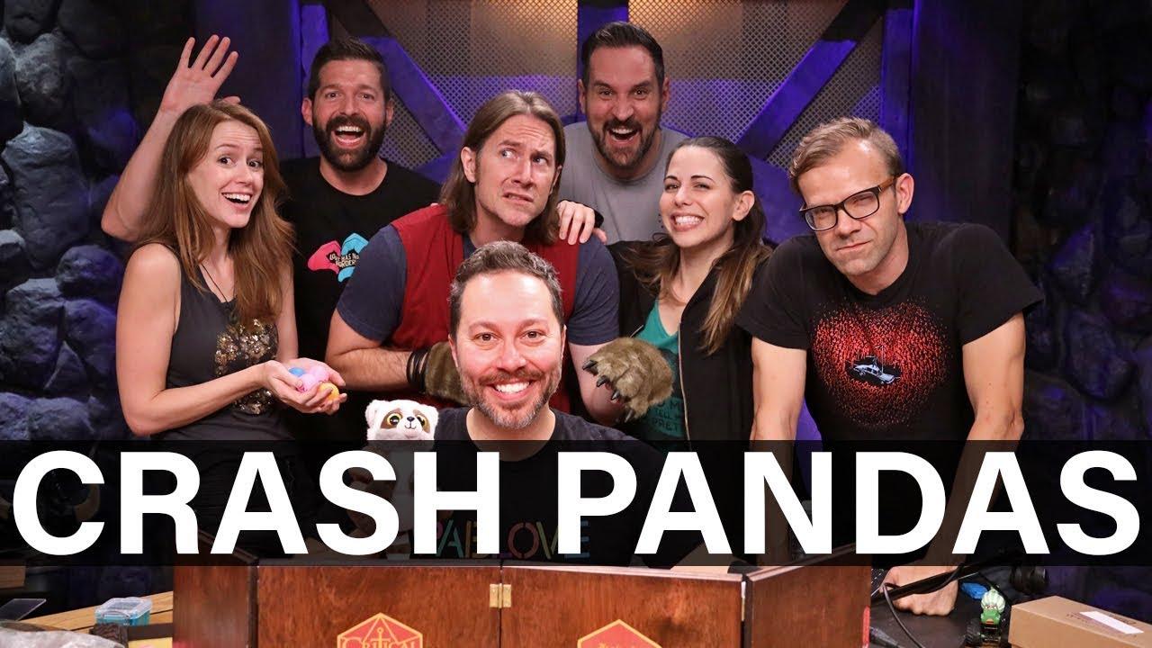 Crash Pandas: Too Trashed, Too Curious